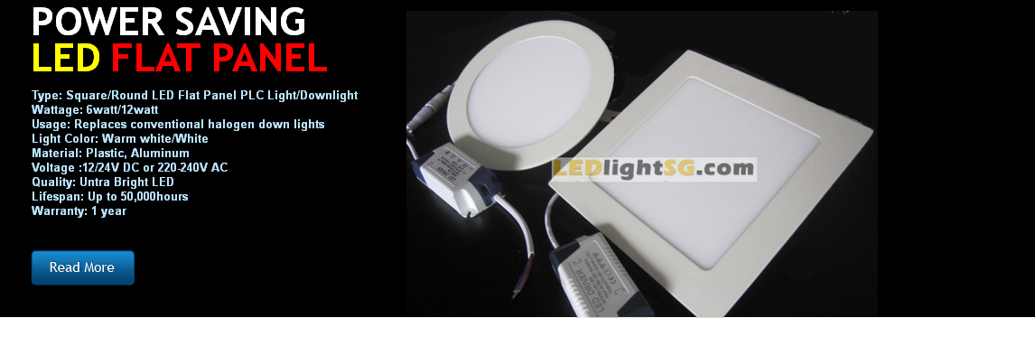 LED Lighting PROMOTION