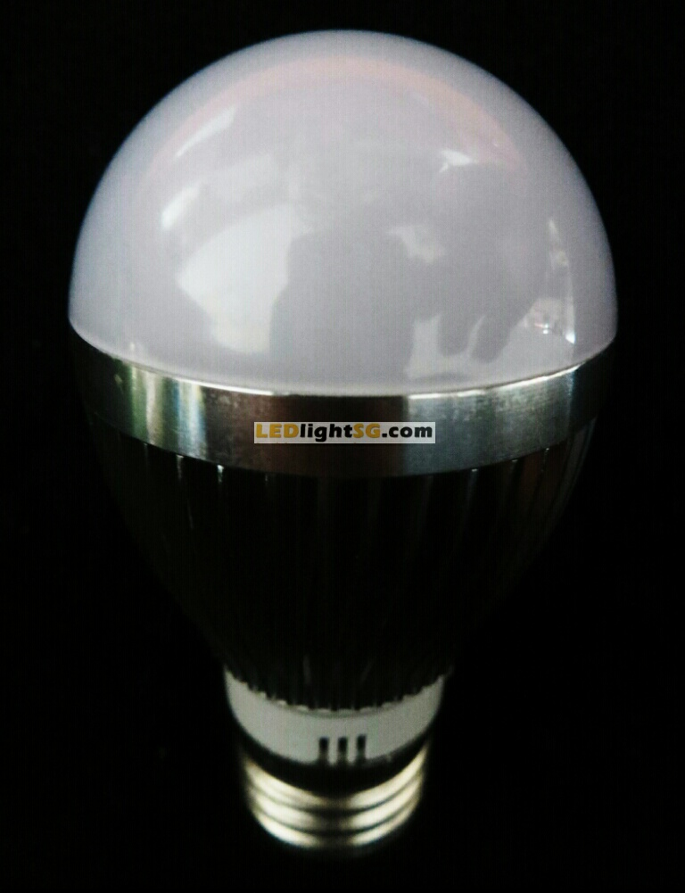 7watt E27 Led Bulb Warm White