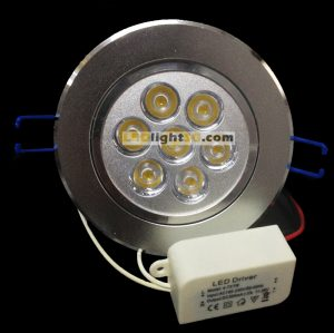 7watt LED Downlight