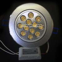 12Watt LED Downlight