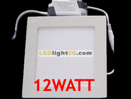 LED Lighting Singapore LED Down light