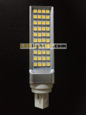 G24 LED bulb Warm White