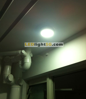 Testimonial LED Surface Panel Ceiling Lights