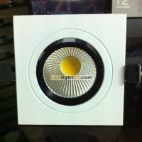 SQUARE LED COB Downlight
