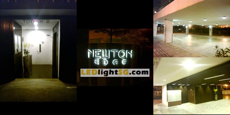 Newton Edge Condominium